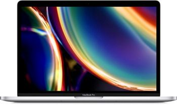Ноутбук Apple MacBook Pro 13 дисплей Retina с технологией True Tone Mid 2020 (MWP82RU/A) серебристый
